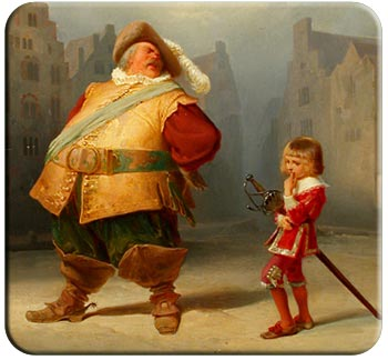 falstaff (Enrico iv shakespeare)
