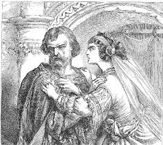personaggi shakespeare : macbeth e lady macbeth